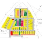 Social community facilities layout plan