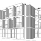 containerDEVELOPMENT_3 - 3D View - 3D View 3